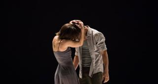 """Saudade"" - Sarah Matry-Guere, Jairo Cruz / Photo: Emmanuel Adamez"